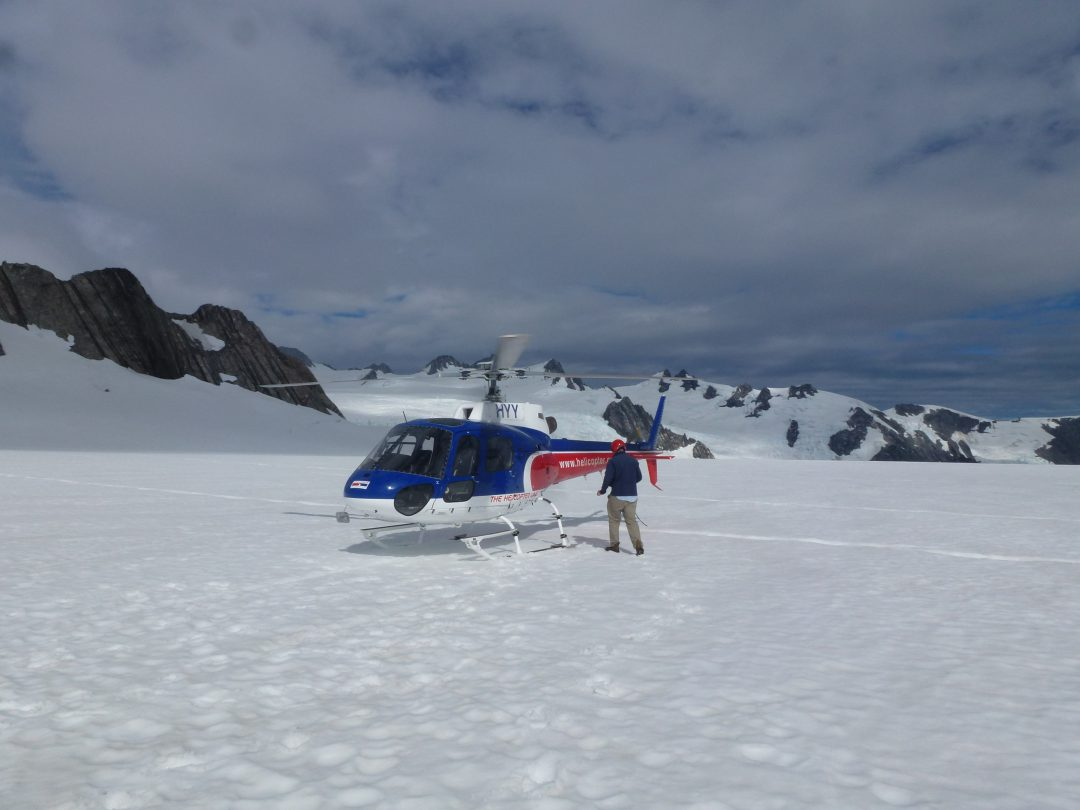 Fox Glacier Helicopter Ride