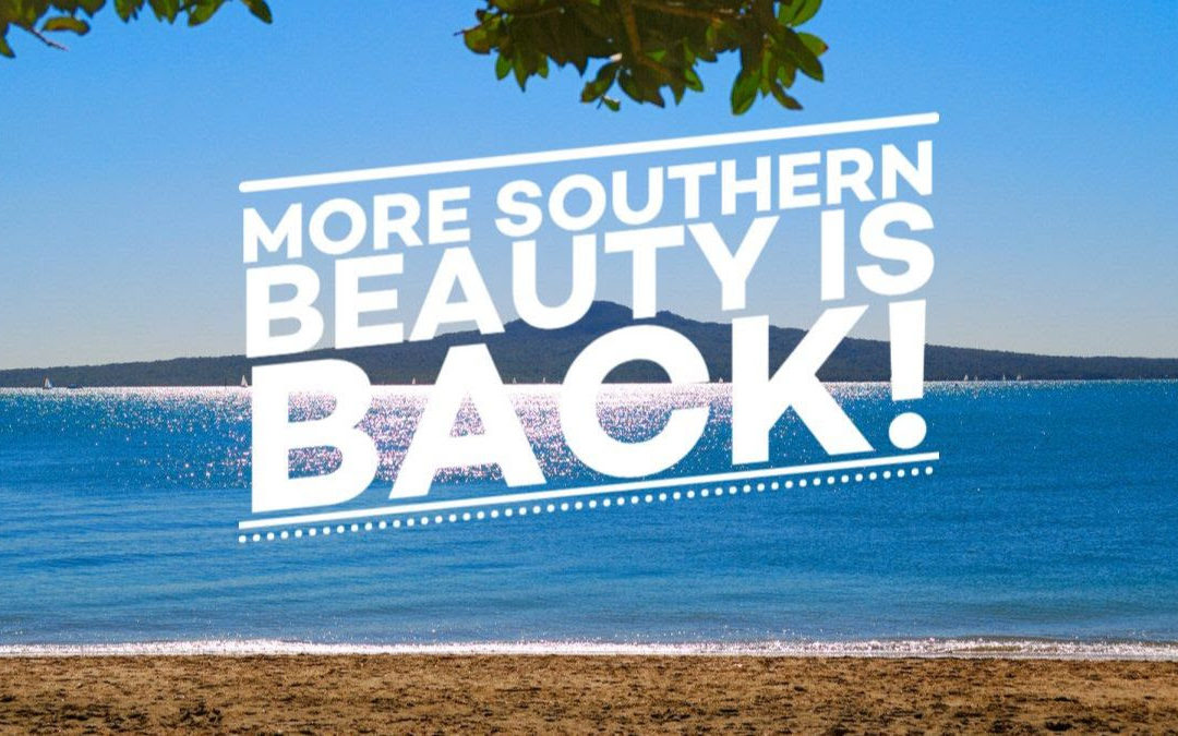 More Southern Beauty is BACK!